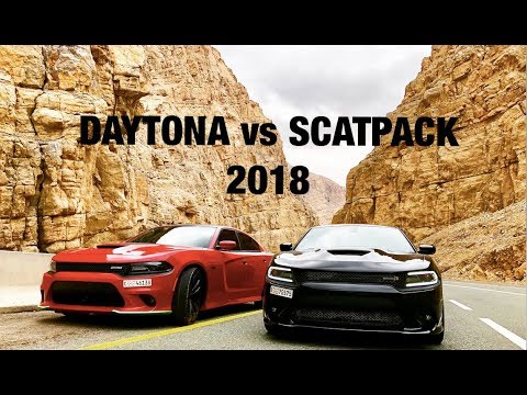 dodge charger scat pack vs daytona Dodge Charger Daytona vs Scatpack 1, coming soon