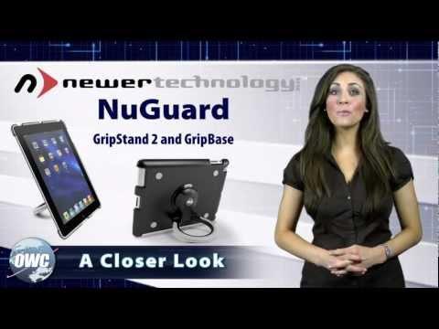 A Closer Look - Newer Technology NuGuard GripStand 2 & GripBase