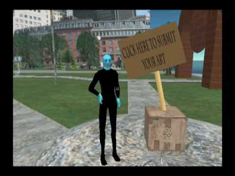 Re-Imagining Boston City Hall Plaza Using Second Life