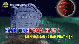 Hành tinh Fomalhaut b biến mất sau 12 năm phát hiện | Khoa học vũ trụ - Top thú vị |