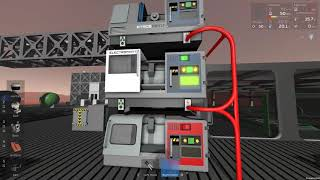 Stationeers S2 E38 - Gas Generator Power!