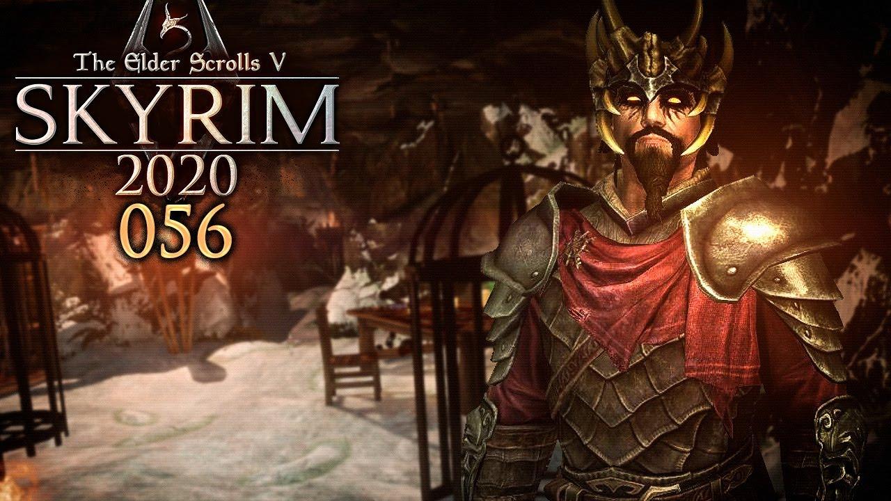 SKYRIM 2020 🐉 056: Interview mit einem Dutzend Vampire thumbnail