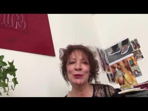 Rouge patine Paris au salon Crecendo, Parc Floral de Paris ce week-end