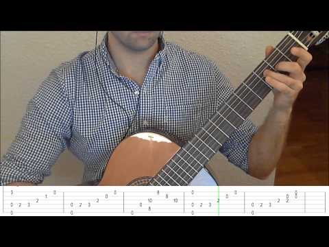 Tutorial: Midna's Lament Twilight Princess on Guitar