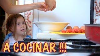 Qué comemos hoy? Vlog verano 2014, 1 septiembre (PARTE 1)