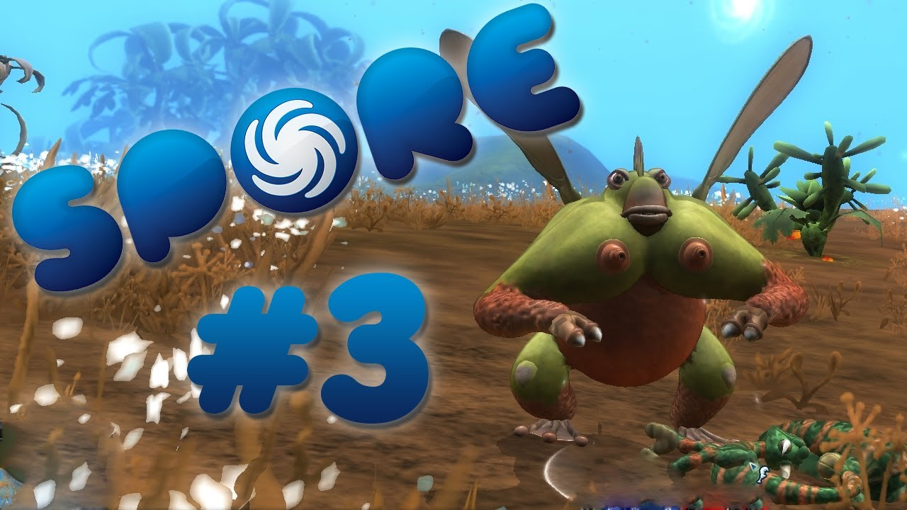 laughing too hard spore part 3 youtube
