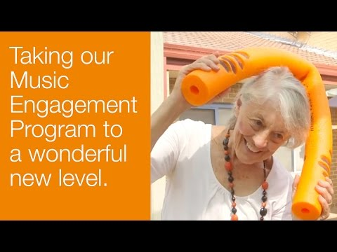 HammondCare's Music Engagement Program