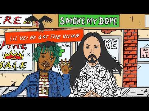 Steve Aoki & Lil Uzi Vert - Smoke My Dope [Lyric Video] Thumbnail image