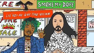 Steve Aoki & Lil Uzi Vert - Smoke My Dope [Lyric Video]