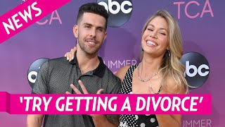 Chris Randone Jokes About Krystal Nielson Divorce After Pregnancy Reveal