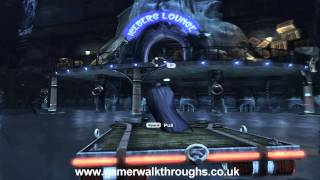 Batman: Arkham City walkthrough - Iceberg Lounge