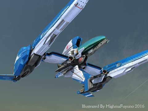 Thunder Force V - Steel Of Destiny [Take Off] HQ