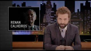 GREG NEWS com Gregório Duvivier | RENAN CALHEIROS