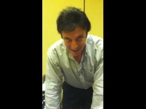 Richard Epcar doing voice of bobobo