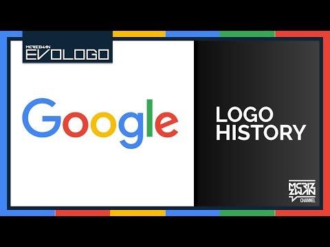 Google Logo History | Evologo [Evolution of Logo]