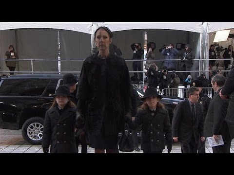 Celine Dion's 5-Year-Old Twins, 14-Year-Old Son Stay Strong at Funeral for Rene Angelilde YouTube · Durée:  3 minutes 21 secondes