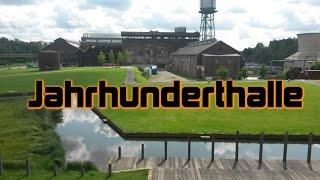 mtb-Tour Herten - Jahrhunderthalle Bochum  45km