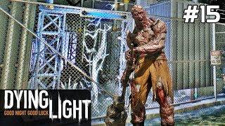 Dying Light Gameplay PC PL / FULL DLC [#15] PRĄD nas PIEŚCI /z Skie