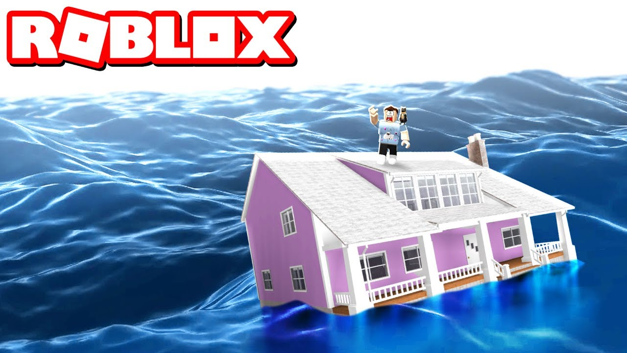 Roblox survive the flood