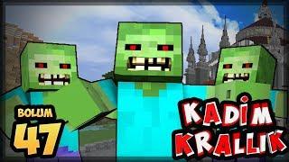 GELİYORLAR | KADİM KRALLIK | Bölüm 47 | Minecraft Multiplayer