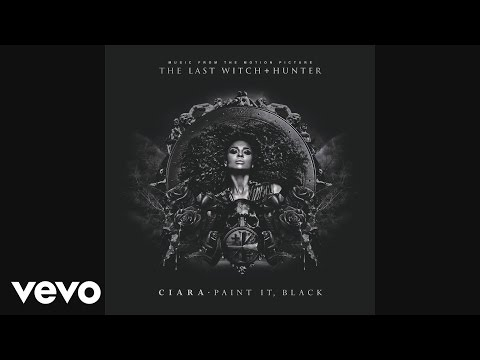 Клип Ciara - Paint It Black