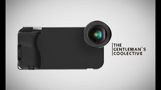 bitplay snap 7 hd wide angle lens review   the gentleman s coolective   iphone accessory