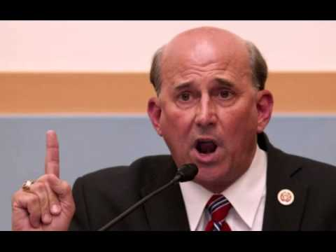 Louie Gohmert Aspersions On My Asparagus