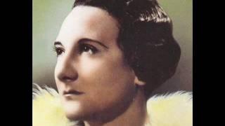 Greta Keller - Wenn die Sonne hinter den Dächern versinkt (1935)