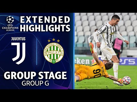 Juventus vs. Ferencváros: Extended Highlights | UCL on CBS Sports