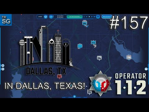 112 OPERATOR - IN DALLAS, TEXAS! #157