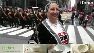 Desfile dia de la Hispanidad Nueva York 2018