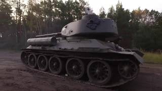 LIVE STREAM - T34/85 and American Friends