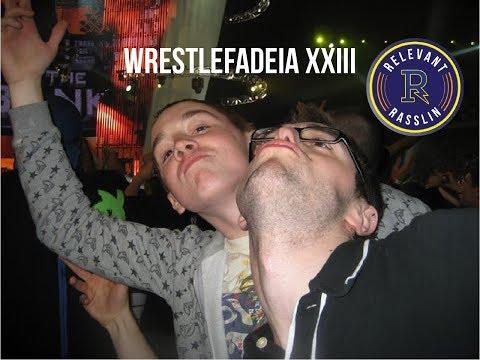 "WrestleMania 23  (Relevant Rasslin Productions Presents ""WrestleFadeia Reviews""!"