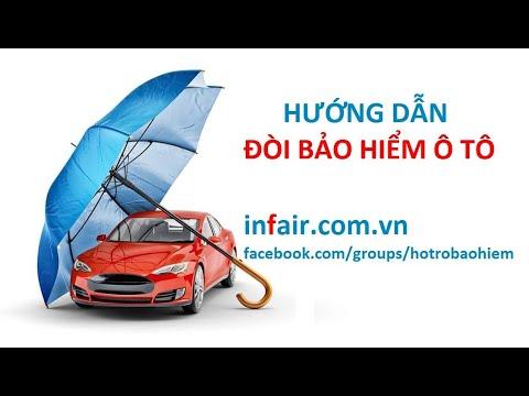 Hướng Dẫn đòi Bảo Hiểm ô Tô