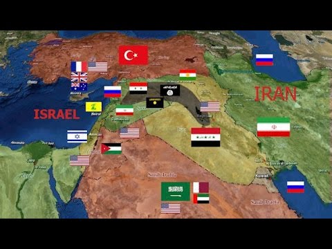 ISRAEL VS IRAN  -  Military Power Comparsion
