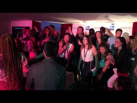 Karaoke Night Festival Cannes 2015 American Pavilion