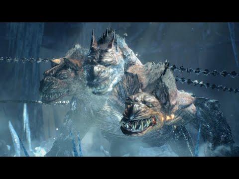 Данте против Цербера   ➤ Devil May Cry 5