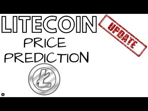 LITECOIN (LTC) PRICE PREDICTION (UPDATE)