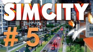 SimCity with Wave E5 - Not Enough Freight Producers