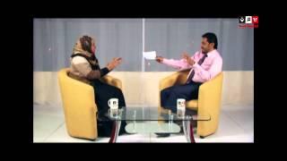 لقاء خاص  د ألفت الدبعي 1 1 2013
