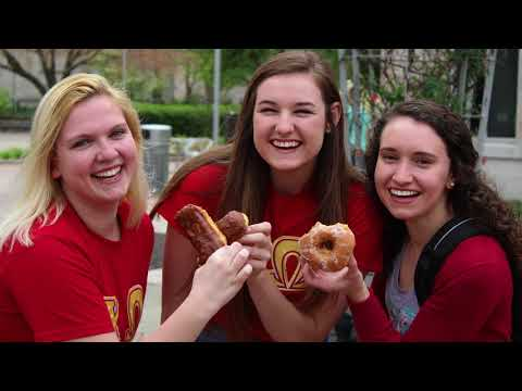 University of Evansville Chi Omega Recruitment 2017