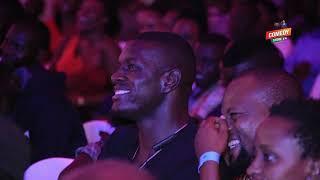 Alex Muhangi Comedy Store July 2019 - Madrat & Chiko