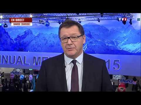 Journal 20 H TF1 22 janvier 2015 - Reunion BCE
