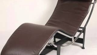 Chaise Lounge Chair Lc4