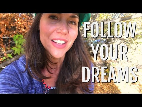 Follow Your Dreams- Uncut Inspiration-How I Moved To Costa Rica