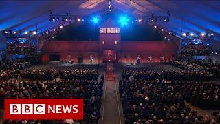 Liberation of Auschwitz, 75 years on - BBC News