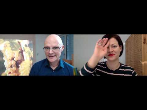 Online-Wein-Kurs - Wolfgang Staudt beantwortet im Interview die Fragen von Shailia Stephens