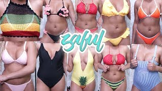 PART 2 OF THE WORST BATHING SUIT TRY ON HAUL | TRUTH ABOUT ZAFUL