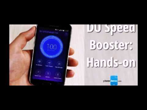 Du speed booster vs clean master