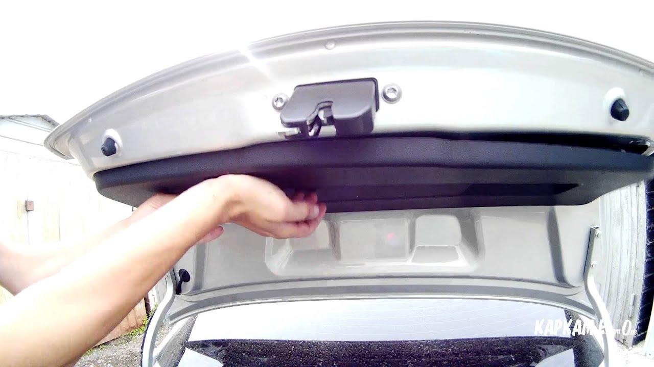 фольксваген поло снять обшивку задней двери